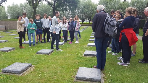 Langemark German War Cemetery