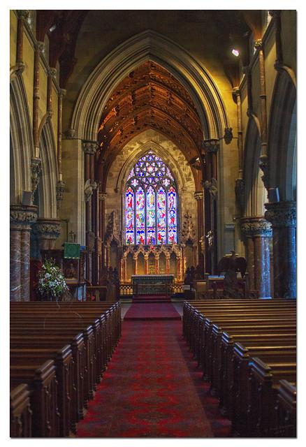 Marble Church - Bodelwyddan