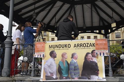 Irun. Munduko Arrozak 2018.