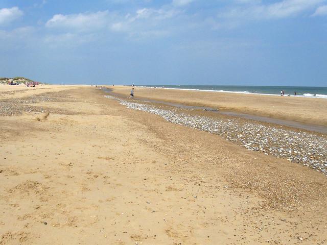 Near Winterton-on-Sea