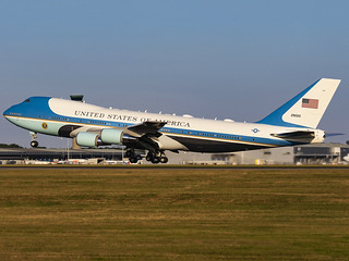 United States Air Force | Boeing VC-25A | 92-9000 | by MTV Aviation Photography