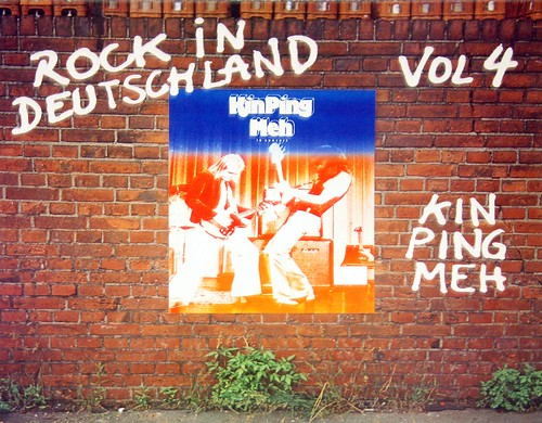Kin Ping Meh Rock in Deutschland Vol 4 | by vinylmeister