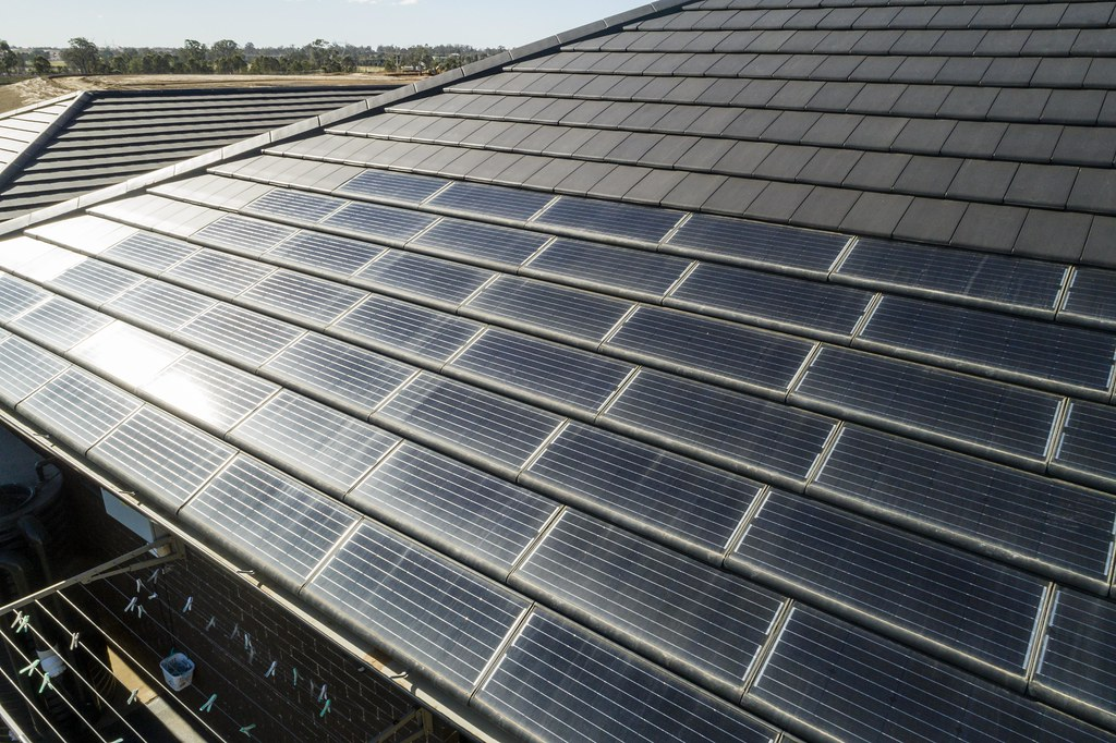 Bristile Solar Roof Tiles - Mirvac Project, Gledswood NSW (16)