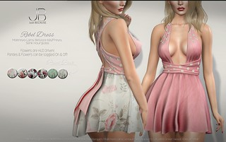 NEW! Rebel Dress - at Uber! | by Just BECAUSE_SL