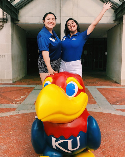 Explore KU as a Senior Peer Advisor