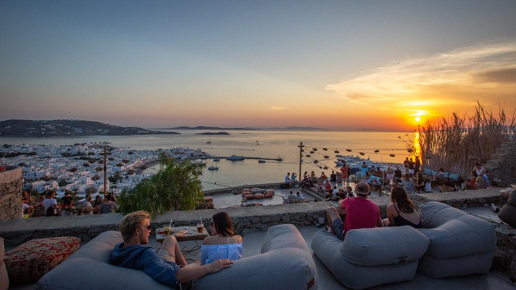 Mykonos - 180º Sunset Bar 024