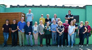 IRWC launch of the Wetlands Manual, Cloughjordan, May 2018.. Photo by Ciara Maxwell | by Irish Ramsar Wetlands