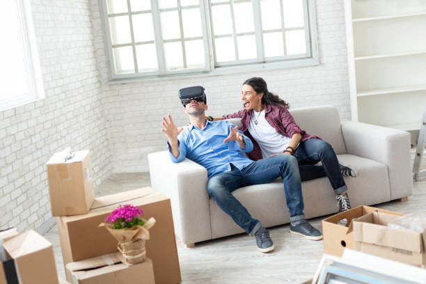 Image result for couple moving in