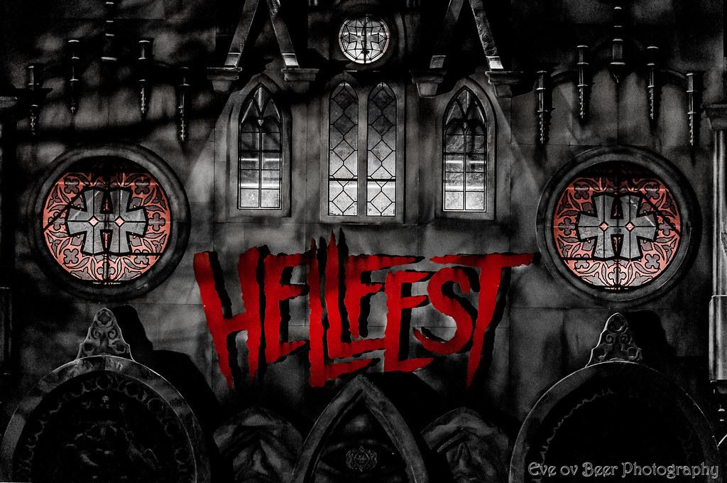 Hellfest 2015: ambiance