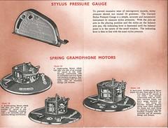 Garrard Brochure 1954 c