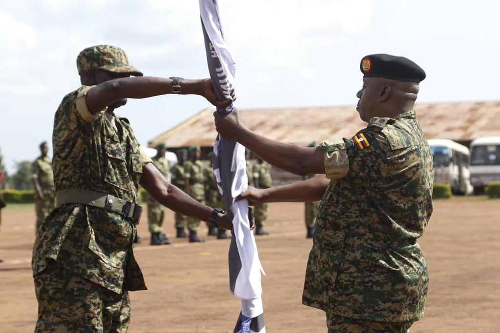 Justified Accord 2018 | Uganda People's Defence Force (UPDF