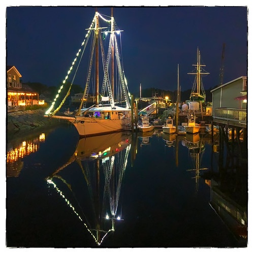 2018 night clichésaturday 0718 boat vacation kennebunkport maine unitedstates us