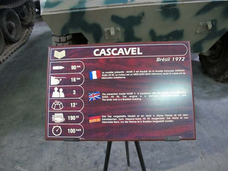 EE-9 Cascavel 2