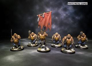 Ogors Beastclaw Raiders