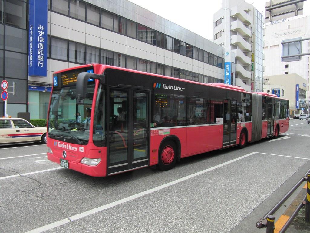 神奈川中央交通 ツインライナー