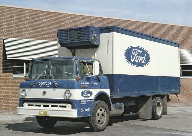 1970 Ford C-Series Truck Press Photo - USA