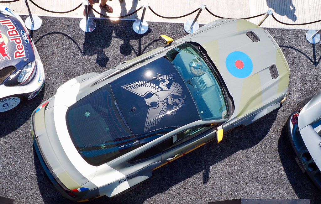 Ford Mustang Gt Eagle Squadron Andy Flickr