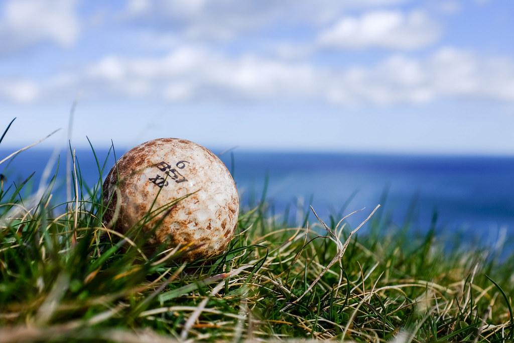 Bildresultat för dirty golfball