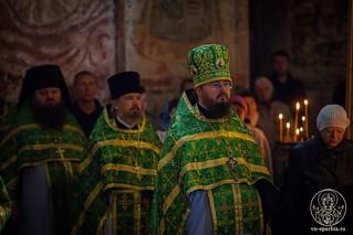 Божественная литургия 186