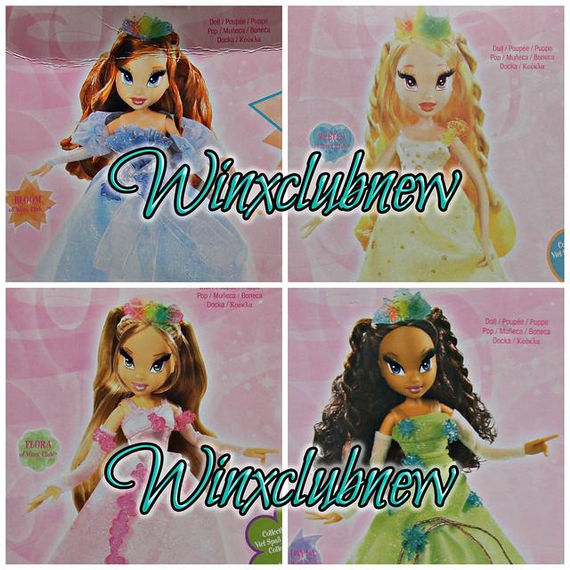 Winx club - Millenium dolls Collection