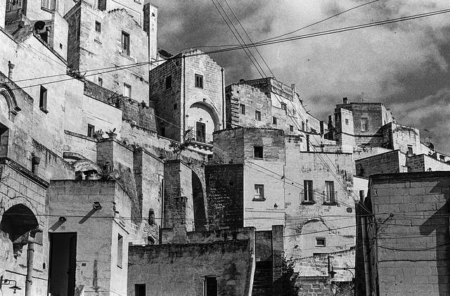 Sasso Barisano, Matera, Basilicata Italy