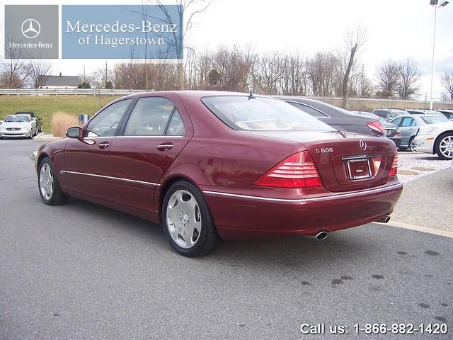 mercedes s600 v12 2003
