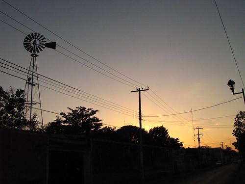 Valladolid Sunset