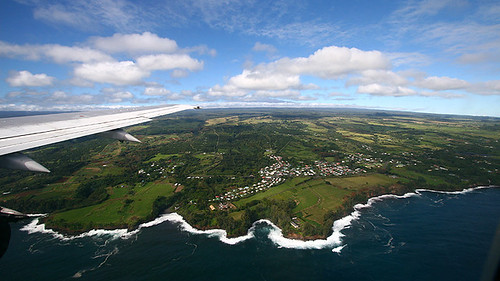flying into hilo | by JesseWarren