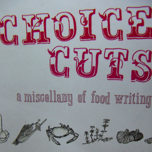Mark Kurlansky: Choice Cuts | by several_bees