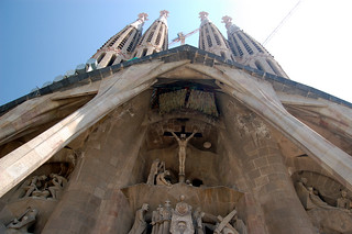 La Sagrada Família @ Barcelona | by bjaglin