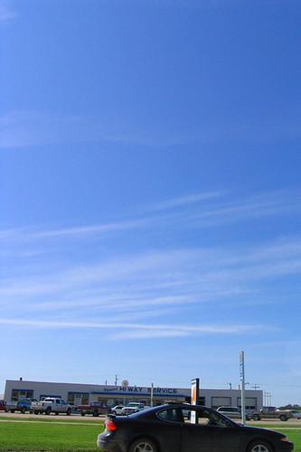 trip sky cloud car saskatchewan a70 canona70 cirrus wynyard wynwaydhiwayservice