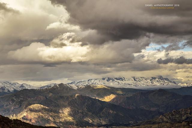 Las luces del Ande