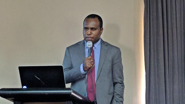 "Vanuatu-2018-05-10-Oceania Leadership Conference Takes Up Topic of ""Providing Vision and Leadership for Nation-Building and Peace"""