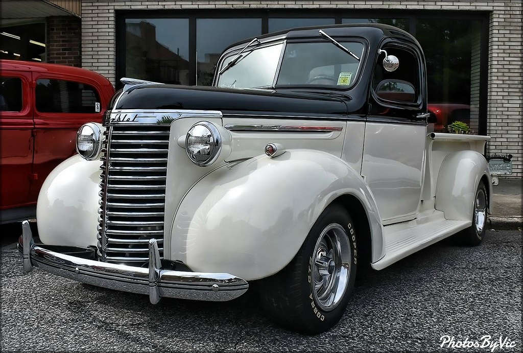 40 Chevy Truck | Vic Montgomery | Flickr