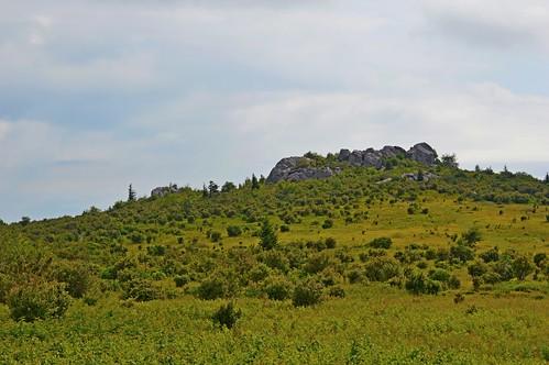 trees sky outcrop virginia rocks hike boulders d3200 graysonhighlandsstatepark ncmountainman phixe landscape lowresolutionversion nikon clouds