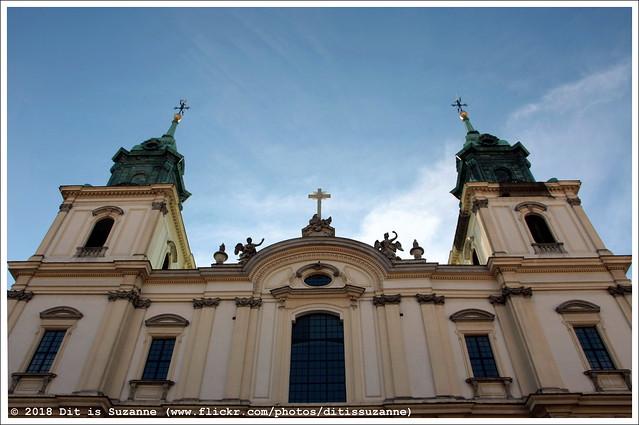 Bazylika Świętego Krzyża   Holy Cross Church