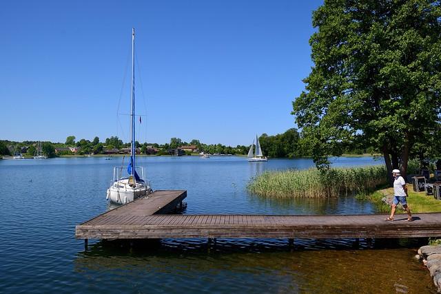 Lithuania / Trakai / Boat Dock