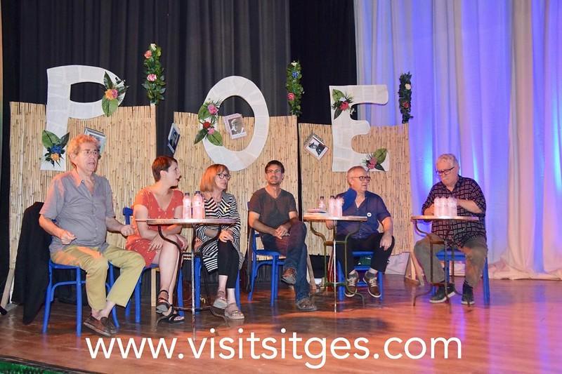 Fiesta de la Poesía Sitges 2021 – Festa de la Poesia Sitges 2021