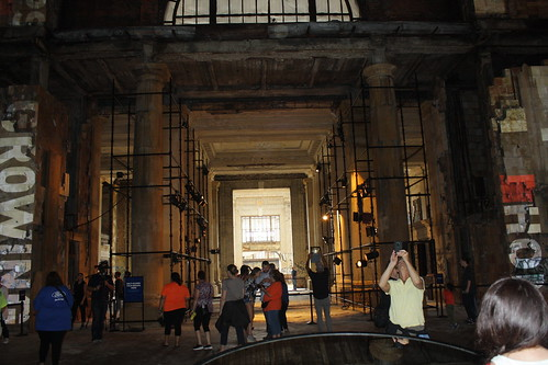 Inside Michigan Central Depot - Detroit | by tcamp7837