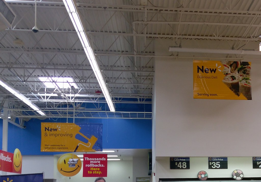 new and improving olive branch walmart  and delicious deli