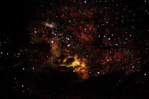 Centro de la Vía Láctea/Milky Way Downtown