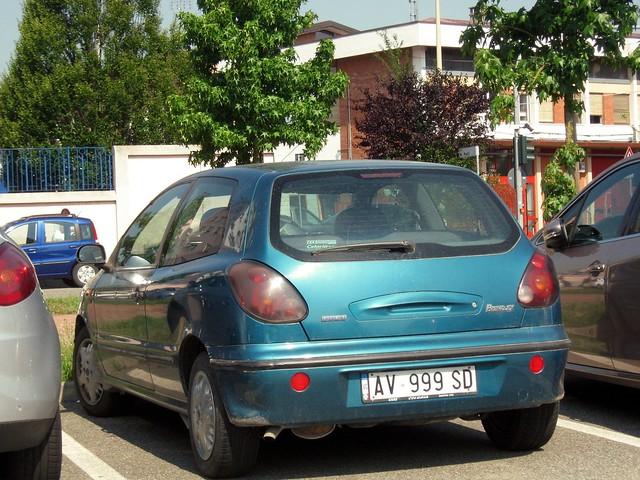 Fiat Bravo 1.6i 16v SX 1998