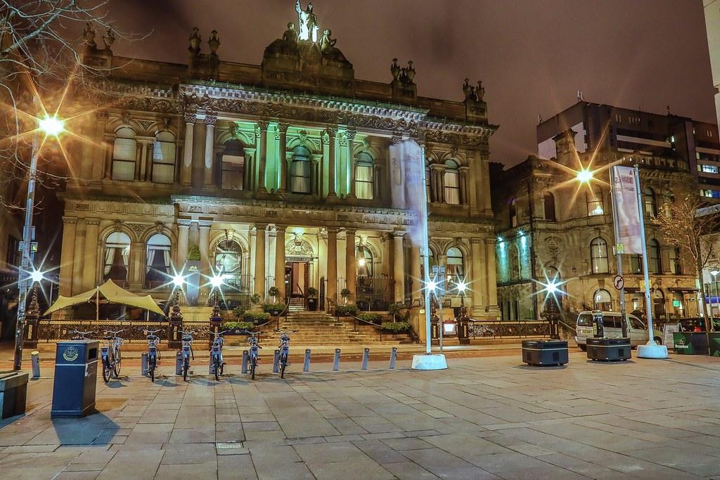 Merchant Hotel Belfast