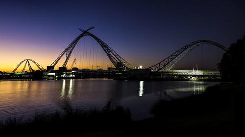matagarupbridge eastperth bridge