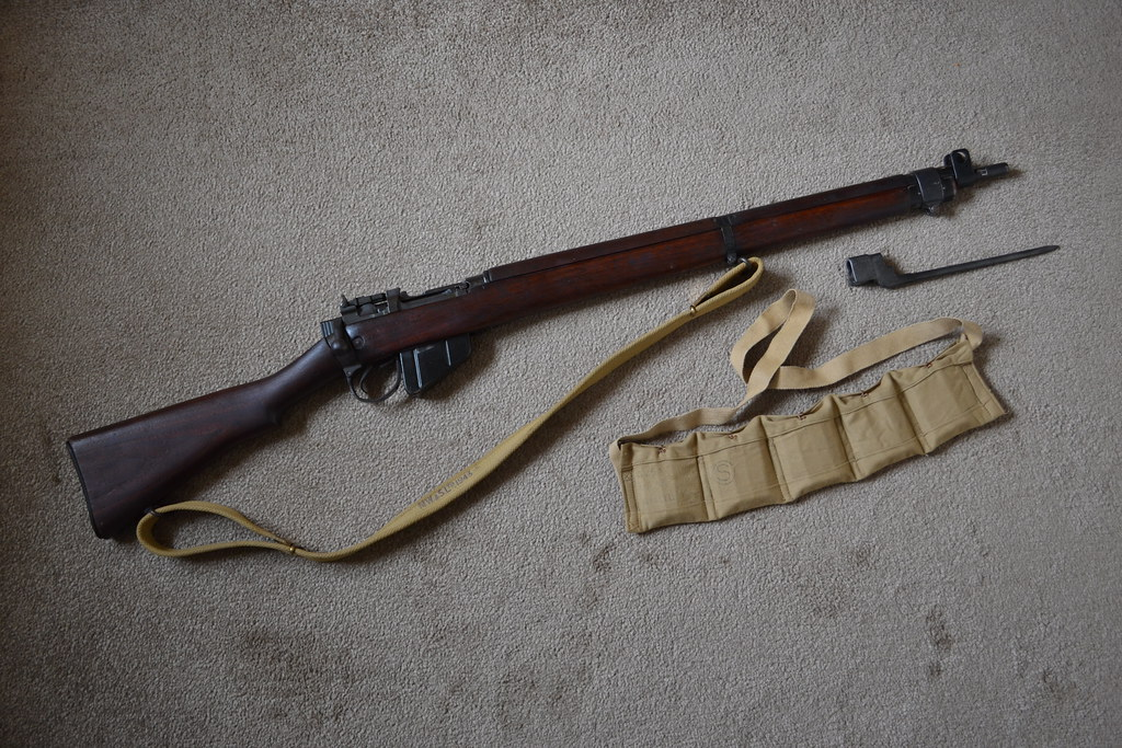 Lee enfield no4 mk1 dating