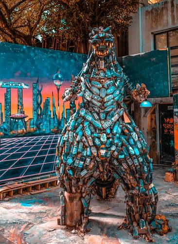Godzilla | by TheViewDeck