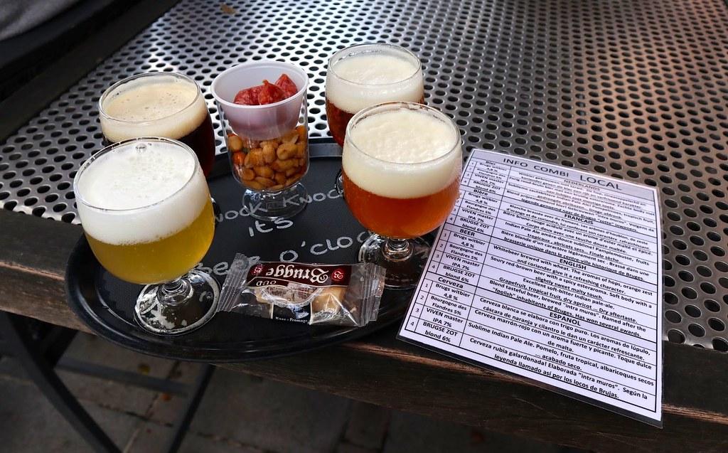2be degustación cervezas locales