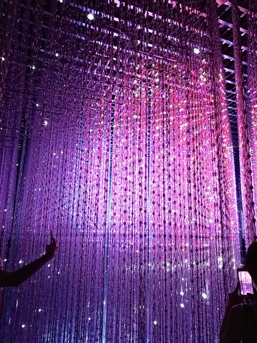 teamLab at ArtScience Museum: Future World | by wordingart