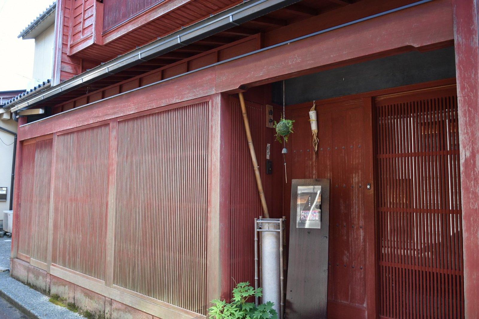 Kanazawa - Quartier des plaisirs de Higashi