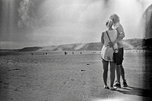 Love's a beach   by steve voidstar